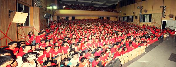Toan canh hoi truong Soa Sac 2011