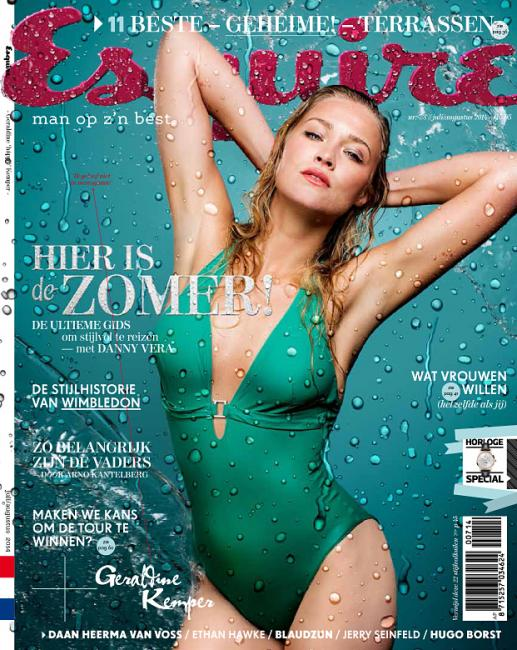 Esquired cover